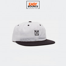Кепка Obey Icon 6 Panel Strapback / white multi