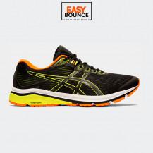 Кроссовки для бега Asics Gt 1000 8 / black, safety yellow