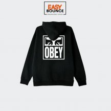 Толстовка Obey Eyes Icon 2 / black