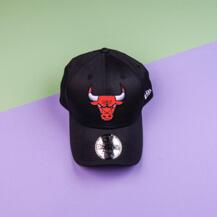 Кепка New Era NBA Chicago Bulls