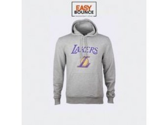 Толстовка New Era NBA Los Angeles Lakers / grey