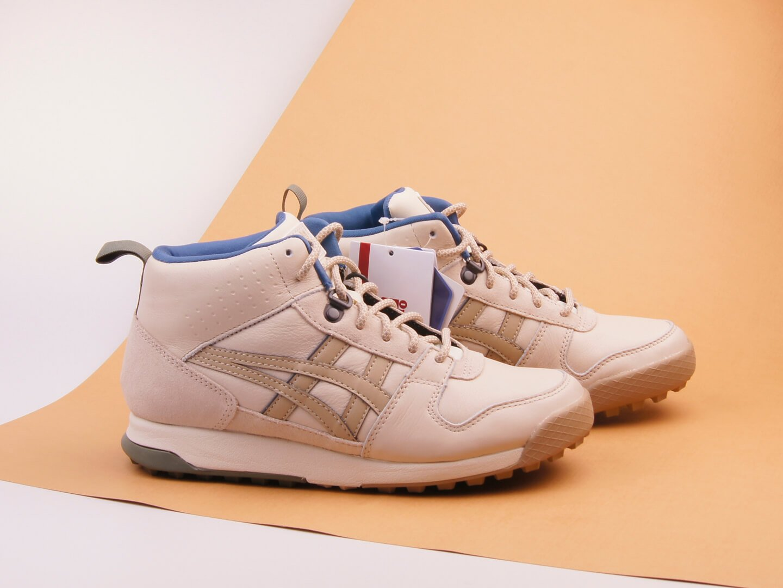 Ботинки Onitsuka Tiger Winterized Boots, oatmeal/wood crepe
