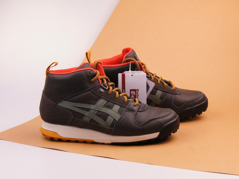 Ботинки Onitsuka Tiger Winterized Boots, dark sepia/burnt olive