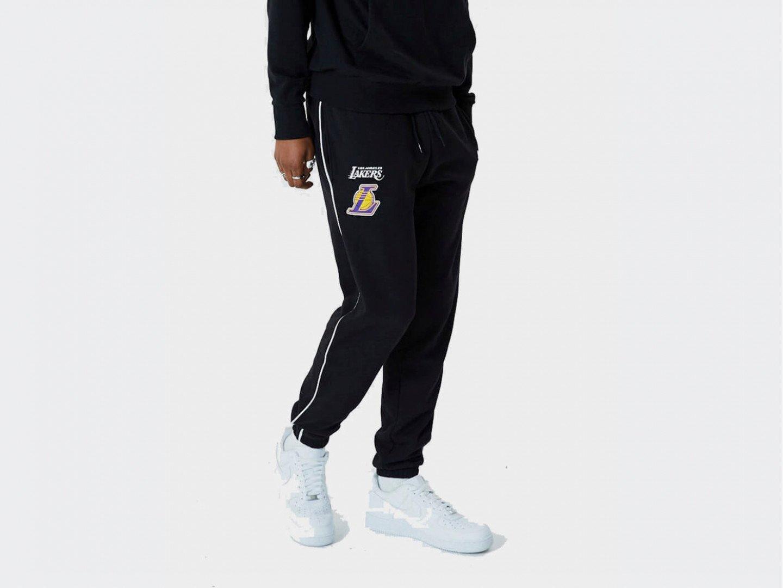 Мужские брюки New Era Los Angeles Lakers Joggers / black