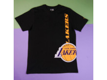 Футболка New Era NBA Team T-shirt LA Lakers / black