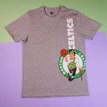 Футболка New Era NBA Boston Celtics T-Shirt / grey