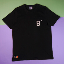 Футболка Boston Red Sox Vintage Pocket Logo Rust Tee / black