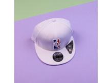 Кепка New Era NBA Logo Shadow Tech White 9FIFTY