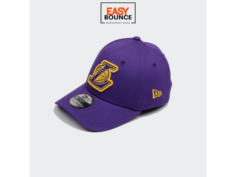 Кепка New Era Los Angeles Lakers Purple 39THIRTY
