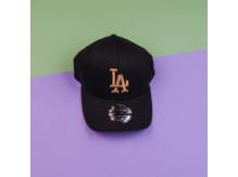 Кепка Los Angeles Dodgers Essential Black 39THIRTY