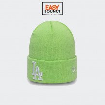 Шапка New Era MLB Los Angeles Dodgers Essential Knit  Beanie / green