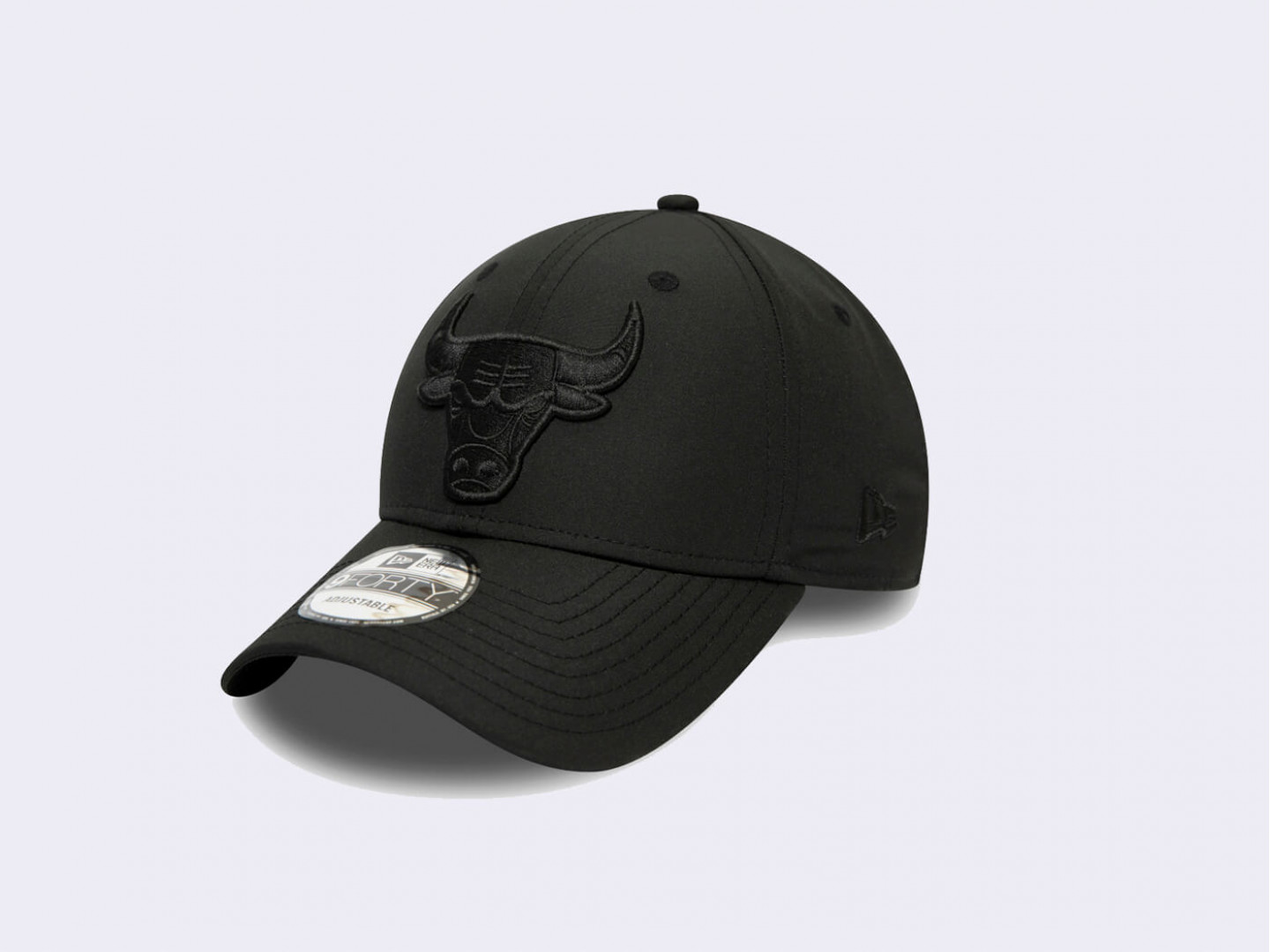 Кепка New Era Chicago Bulls nylon / black
