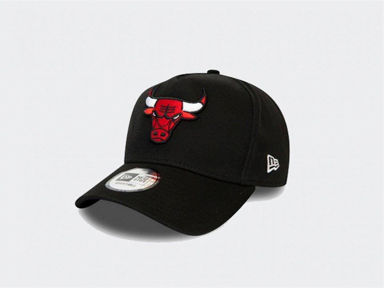Кепка New Era Chicago Bulls Team Washed Trucker Cap / black