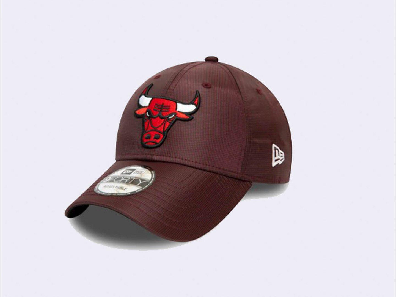 Кепка New Era Chicago Bulls Team ripstop / maroon