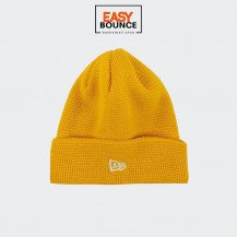 Шапка New Era Colour Waffle Knit / yellow