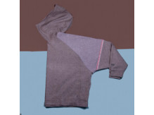 Худи Under Armour Unstoppable Double Knit / grey