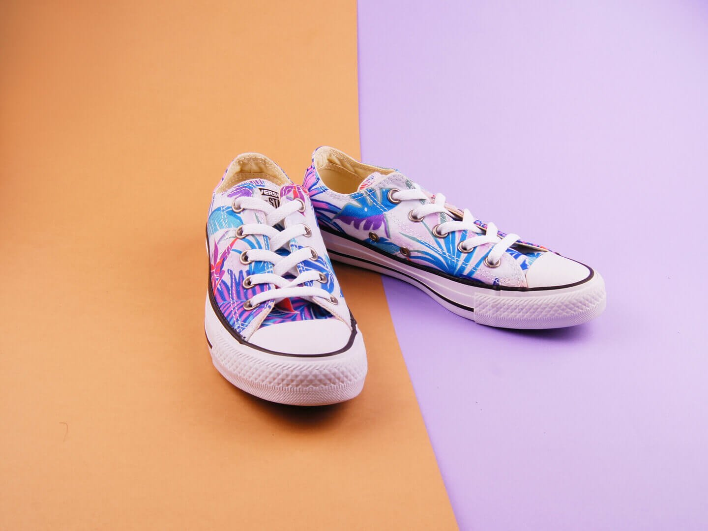 Женские кеды Converse Chuck Taylor All Star, Multicolored