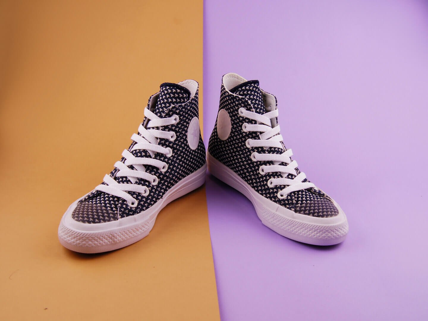 Женские кеды Converse Chuck Taylor All Star II, Blue
