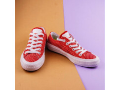 Женские кеды Converse Chuck Taylor All Star II, Red