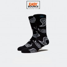 Носки Obey Dealer Socks Black Multi