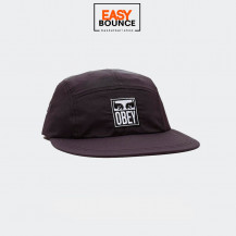 Кепка Obey Vanish 5 Panel Hat Black