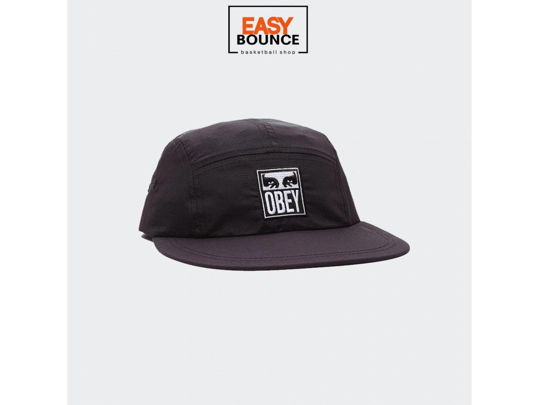 Кепка Obey Vanish 5 Panel Hat Black