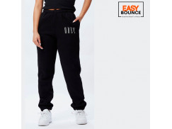 Женские брюки Obey New Box fit Sweatpants / black