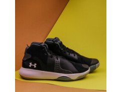 Мужские кроссовки Under Armour Anomaly, black / white / white