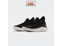 Кроссовки Under Armour Curry 8 / black, white