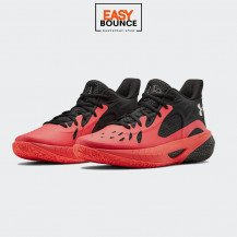 Кроссовки Under Armour HOVR Havoc 3 / black, red