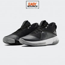 Кроссовки Under Armour SC 3ZER0 IV / black
