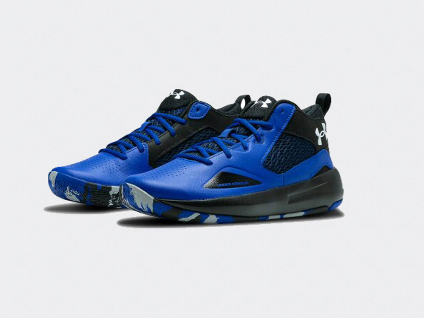 Кроссовки Under Armour Lockdown 5 / blue, black