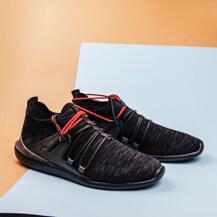 Мужские кроссовки Puma SF Evo Cat Sock Lace LS / black