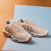 Женские кроссовки Nike Air Max 95  / White