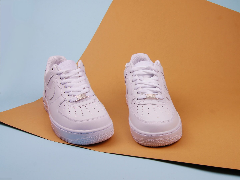 Мужские кроссовки Nike Air Force 1 07, White