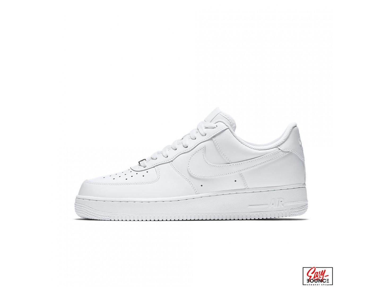 59e8aa401683 Мужские кроссовки Nike Air Force 1  07, White