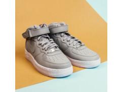 Мужские кроссовки Nike Air Force 1 Mid 07 / grey