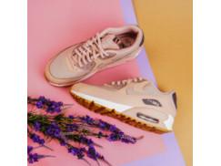 Женские кроссовки Nike Air Max 90 / pink