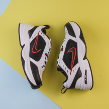 Кроссовки Nike Air Monarch IV Training Shoe / White, Black, Red