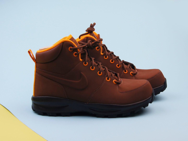 Ботинки Nike Manoa Leather Boot, brown