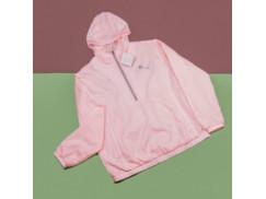 Женская ветровка Puma Spark 3/4 zip / pink