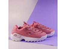 Женские кроссовки Fila D-Formation, pink