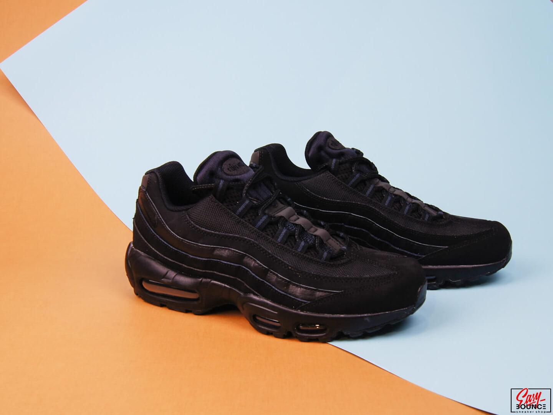 sports shoes e4d4c 3d34b Мужские кроссовки Nike Air Max 95 Black/Anthracite