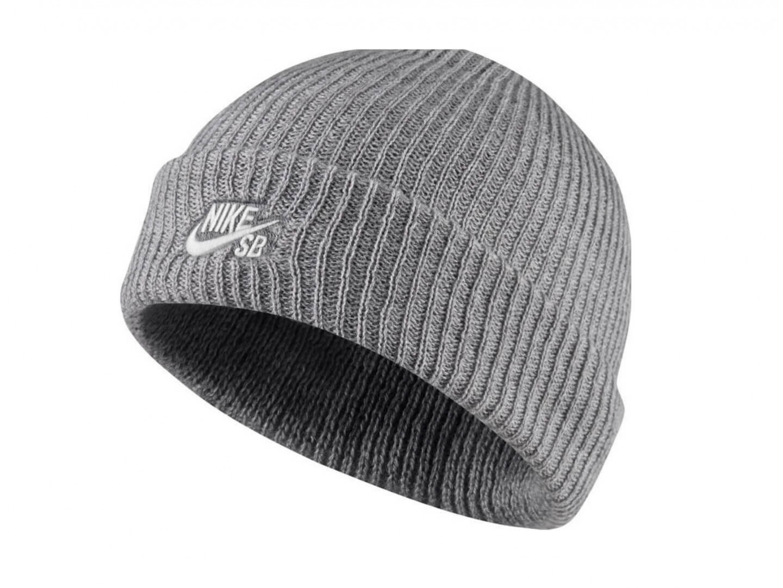 Шапка Nike Sb Fisherman Beanie / grey