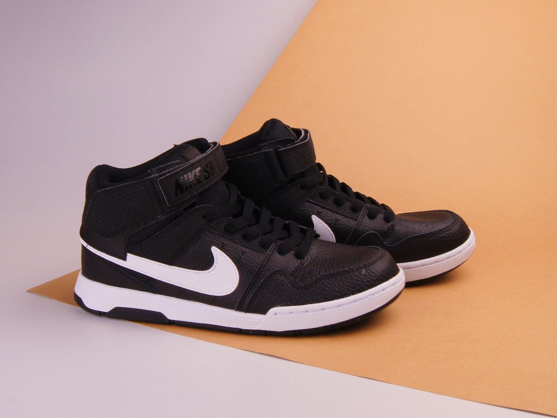 Кроссовки Nike SB Mogan Mid 2 JR / black