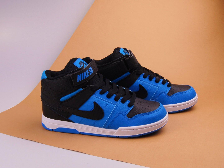 Кроссовки Nike SB Mogan Mid 2 JR / blue, black