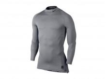 Компрессионная футболка Nike Pro Cool Compression LS / grey
