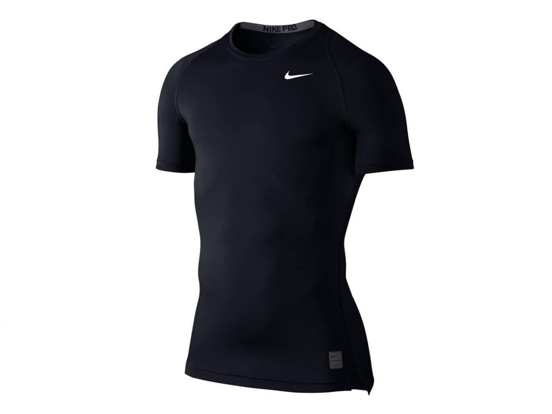 Компрессионная футболка Nike Cool Compression Ss / black