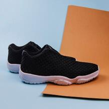 Мужские кроссовки Air Jordan Future Low, Black