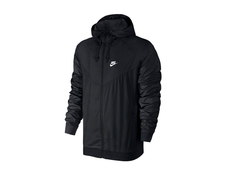 Ветровка Nike Windrunner, black